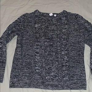 Chunky American Eagle sweater 🖤